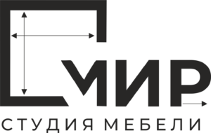 Встраиваемый Шкаф-купе из ЛДСП «Модель 196» ЛДСП/Лакобель